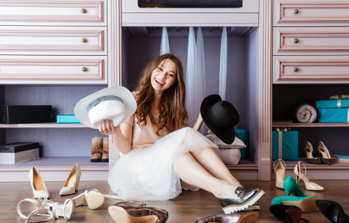 Our best tips for Spring Closet Detox