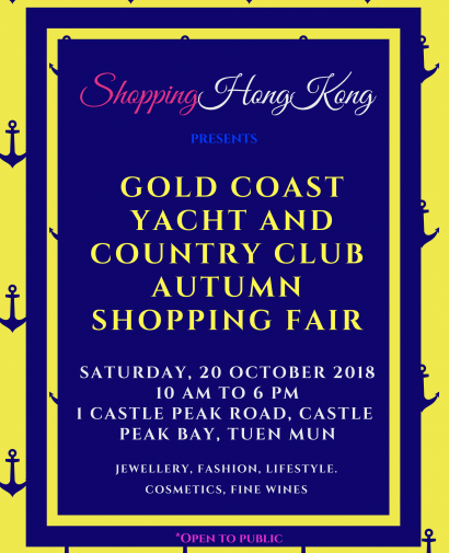 Shoppinghongkong goes to Gold Coast
