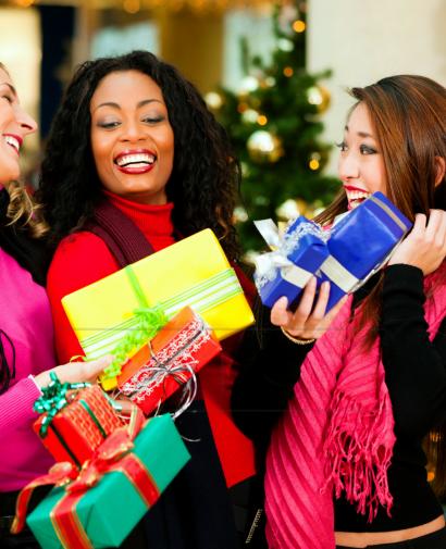 Sip and Shop Holiday Fairs at the Fringe Club
