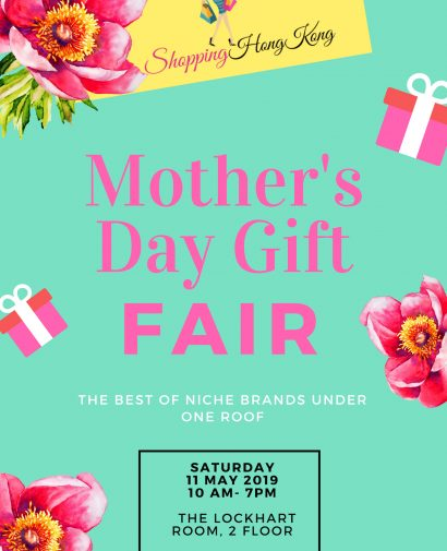 Mother's Day Gift Fair at the HKFC